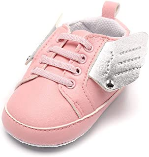 Baby Angel Wings Sneakers Toddler Casual Shoes First Walkers Soft Sole Infant Shoes