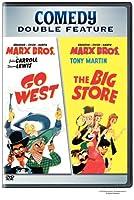 Marx Bros.: Go West/The Big Store