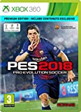 Pro Evolution Soccer 2018 Premium - Day-one - Xbox 360 [Importación...