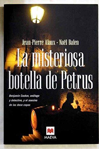 La Misteriosa Botella De Petrus descarga pdf epub mobi fb2
