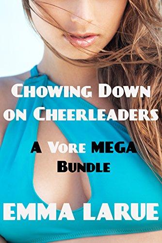 Chowing Down on Cheerleaders: A Vore MEGA Bundle