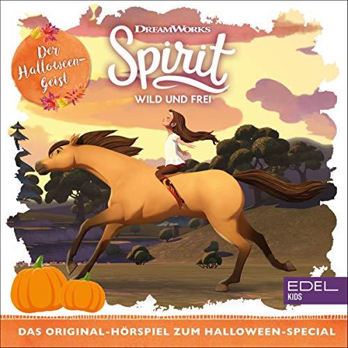 Der Halloween-Geist. Das Original-Hörspiel zum Halloween-Special Titelbild
