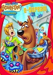 Scooby Doo-E Scream [Reino Unido] [DVD]
