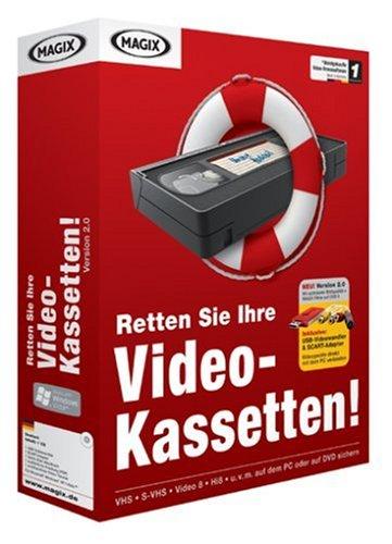 MAGIX Retten Sie Ihre Videokassetten! 2