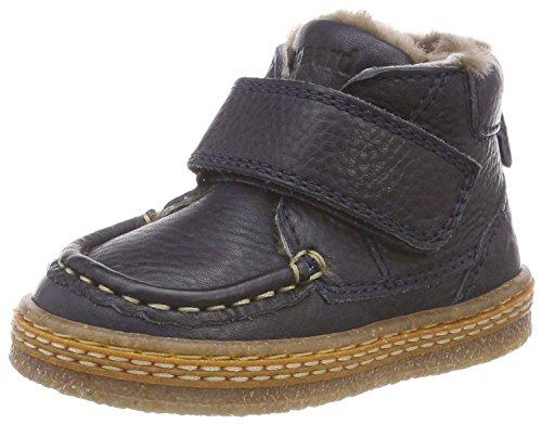 Bisgaard Unisex Kinder 21255218 Sneaker, Blau (608 Navy), 23 EU