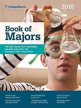 Book of Majors 2018  College Board Book of Majors