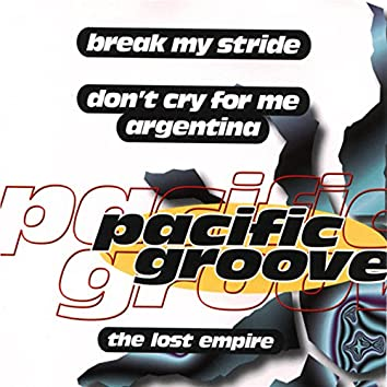 Break My Stride / Don't Cry For Me Argentina