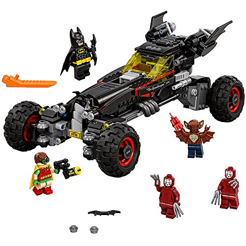 LEGO BATMAN MOVIE The Batmobile 70905 Building Kit