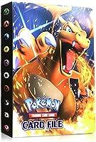 Funmo Álbum de Pokemon, Álbum Titular de Tarjetas Pokémon Pokemon Cards Album Pokemon Cards Album Book La Mejor...