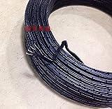 FXF-luoxian, Alambre de silicona muy suave resistente al calor Flexible cable 28/26/24/22 AWG Silica Gel Multicore paralelo Wire 2P3P4P5P6P cobre estañado ( Color : 28AWG 3P , tamaño : 5m )