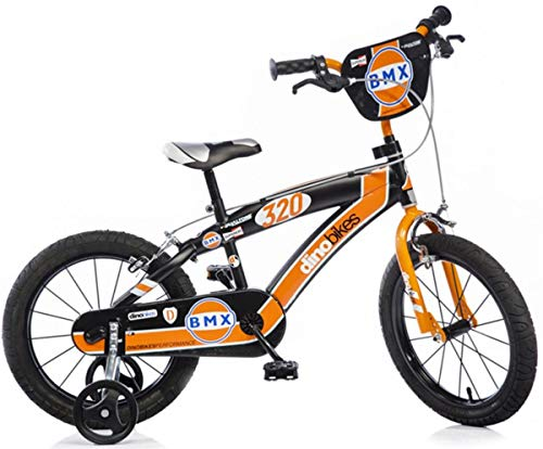 Cicli Puzone Bici 16 Bimbo BMX Freestyle Dino Bikes Art. 165 XC