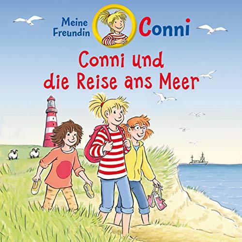 Conni und die Reise ans Meer Titelbild