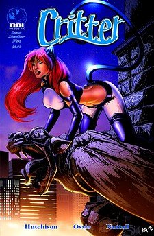 Critter Ongoing #5 Cover A Comic Book - BDI