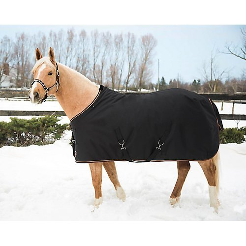 1200D Horse Turnout Blanket by Kensington — 180g Stable Horse Blanket Day Wear — Fiberfill Insulation with Padded Withers — Waterproof and Tear-Free
