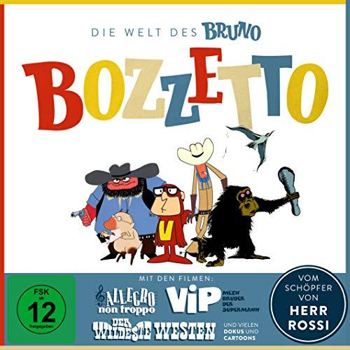Die Welt des Bruno Bozzetto (+ Bonus-DVD)