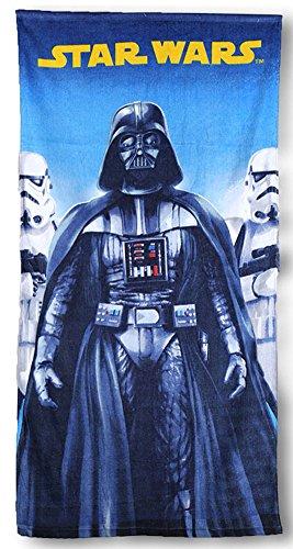 Toalla playa algodón de Star Wars (V16/30