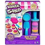 Kinetic Sand 6045940 - Bäckerei Spielset, 454 g Sand