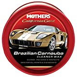 Best Auto Waxes - Mothers 05500 California Gold Brazilian Carnauba Cleaner Wax Review
