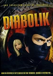 Diabolik ( Danger: Diabolik ) [ NON-USA FORMAT, PAL, Reg.2 Import - Italy ]