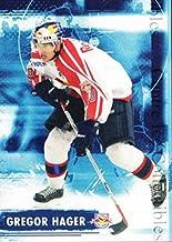 (CI) Gregor Hager Hockey Card 2006-07 Austrian EC Red Bull Salzburg 6 Gregor Hager