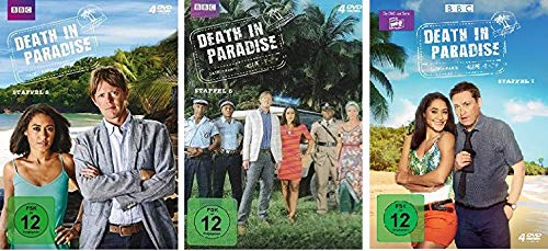 Death in Paradise - Staffel 5-7 (12 DVDs)