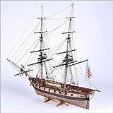 Model SHIPWAYS Syren US BRIG 1803 1:64 Scale