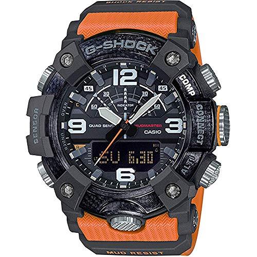 Casio G-Shock Men's Analog-Digital GGB100-1A9 Watch Black