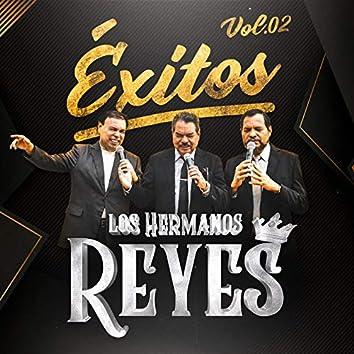 Exitos Vol. 2 Los Hermanos Reyes
