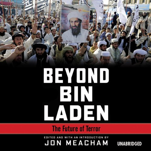 Beyond Bin Laden audiobook cover art