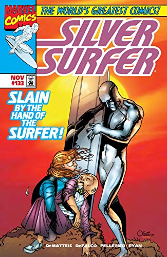 Silver Surfer (1987-1998) #133 (English Edition)