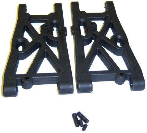 81056 Plastic Black RC Rear Lower Suspension Arms 1/8