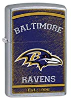Zippo NFL Baltimore Ravens