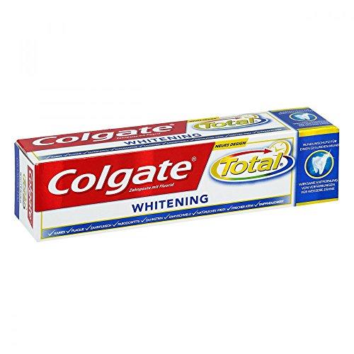 COLGATE TOTAL Plus Whitening Zahnpaste, 75 ml