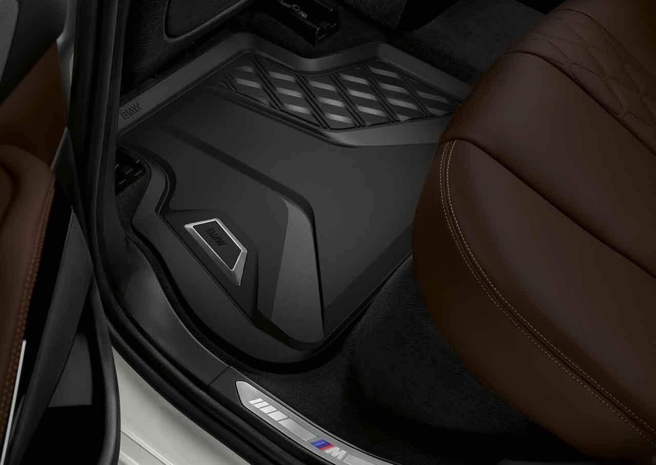 Bmw Allwetter Fußmatten Auto