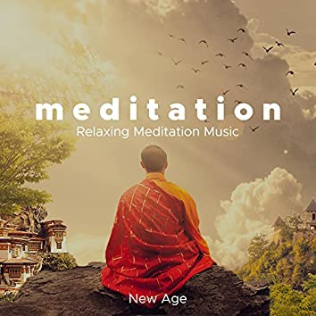 Meditation New Age - Relaxing Meditation Music, Asian Music with Nature Sounds