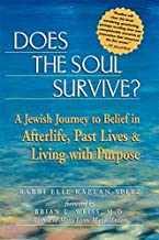 Does the Soul Survive?: A Jewish Journey to Belief in Afterlife, Past Lives & Living with Purpose 2nd edition by Spitz, Rabbi Elie Kaplan (2015) Paperback