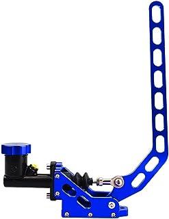 MDYHJDHYQ Handbrake Race Hydraulic Drift Hand Brake Racing Parking Car Aluminum Handbrake Lever Gear with Locking Oil Tank (Color : Red, Size : Free)