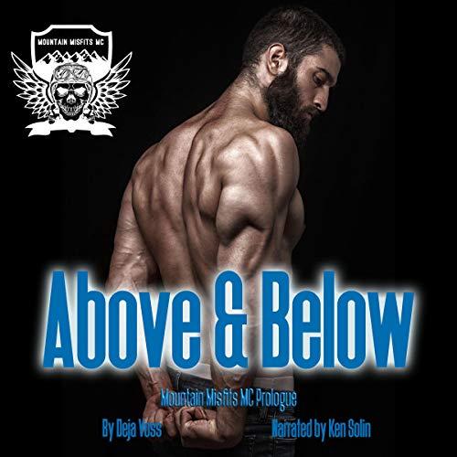 Bargain Audio Book - Above and Below