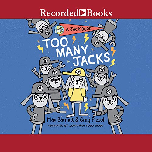 Too Many Jacks audiobook cover art