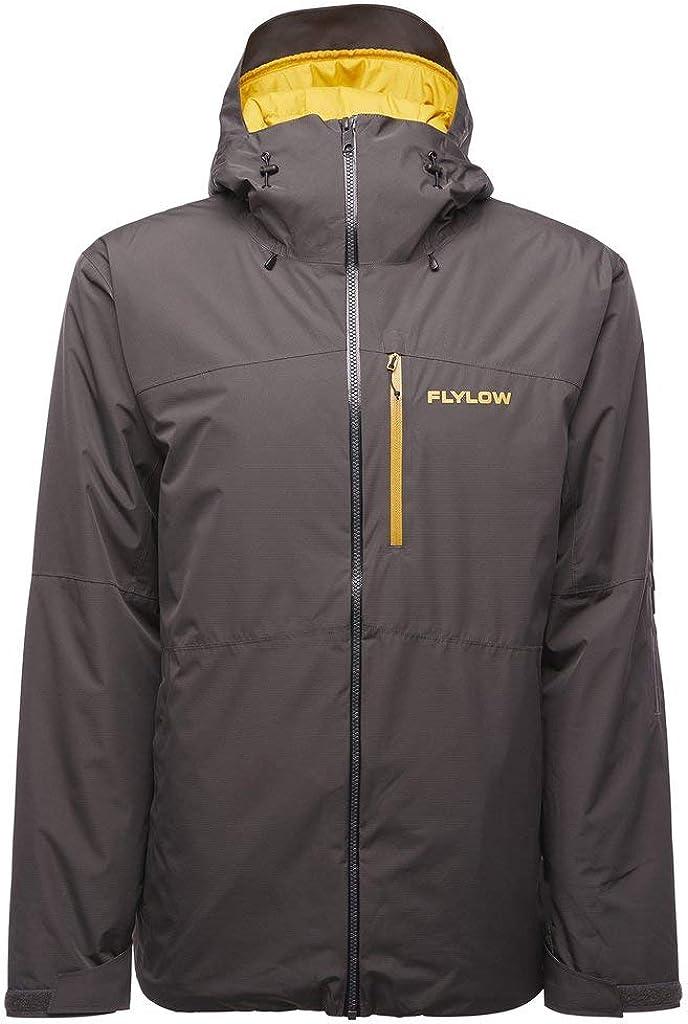 Flylow Men's Cobra SALENEW大人気! 買取 Insulated Jacket and Coat Ski Snowboard