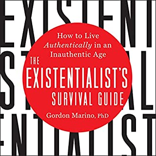 『The Existentialist's Survival Guide』のカバーアート