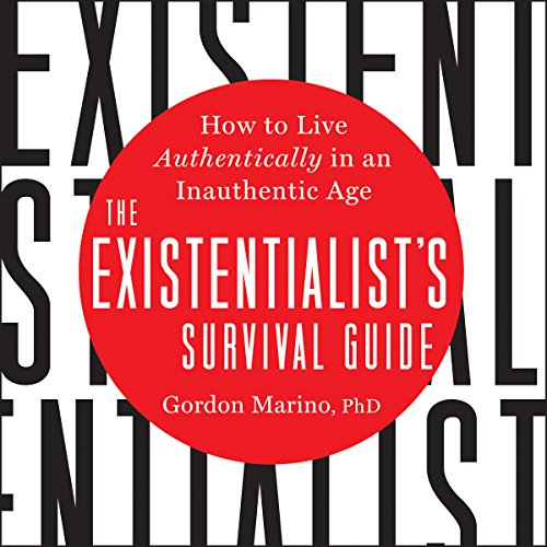 The Existentialist's Survival Guide audiobook cover art