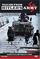 Voices From Hitlers Army [DVD] [Import]