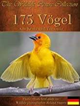 175 Vögel aus Kenia und Tansania (The Wildlife Centre eBook Collection) (German Edition)