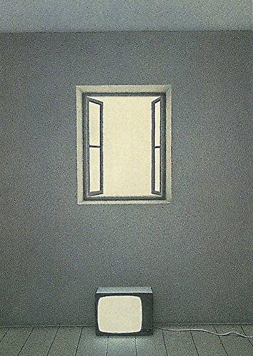 Postkarte A6 • 2856 ''Outlook'' von Inkognito • Künstler: Quint Buchholz • Fantastik