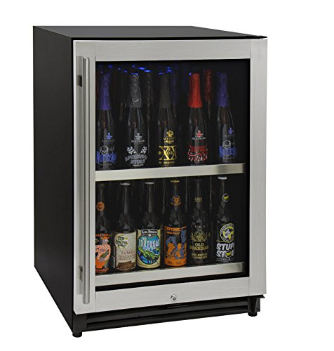 Kegco VSCB-24SSRN Beverage Center