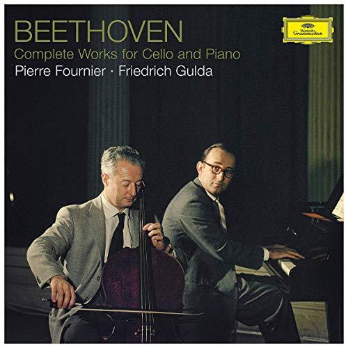 Sämtliche Werke für Cello und Klavier (Vinyl) [Vinyl LP]