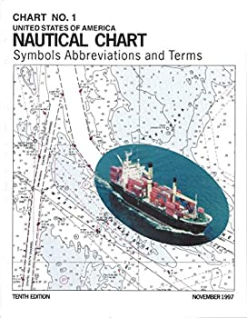 Chart No 1 United States Of America Nautical Chart - Symbols Abbreviations And Terms - Tenth Edition November 1997