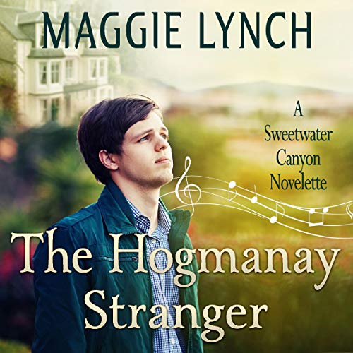 Couverture de The Hogmanay Stranger