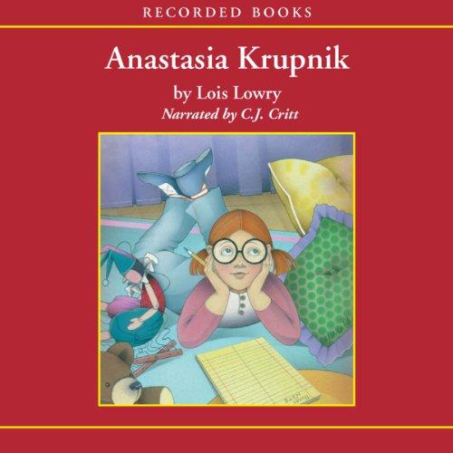 Anastasia Krupnik audiobook cover art